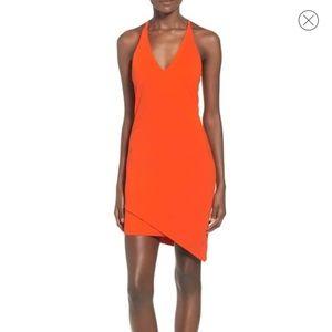 Dresses & Skirts - Storee Orange bodycon